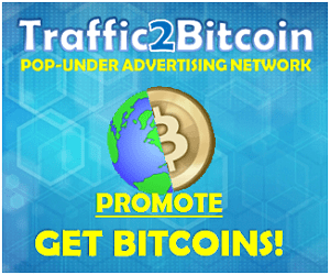 Bitcoin PTP (Paid To Promote) Sites