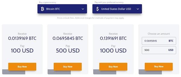 Coinmama review - buy bitcoin