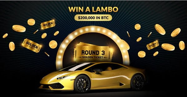 FreeBitcoin review - win a Lamborghini