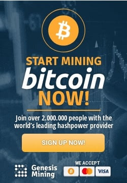 Genesis Mining – Start Bitcoin Mining Today